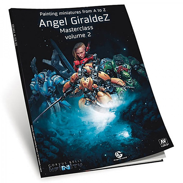 Vallejo Books - Painting Miniatures Vol. II by A. Giraldez